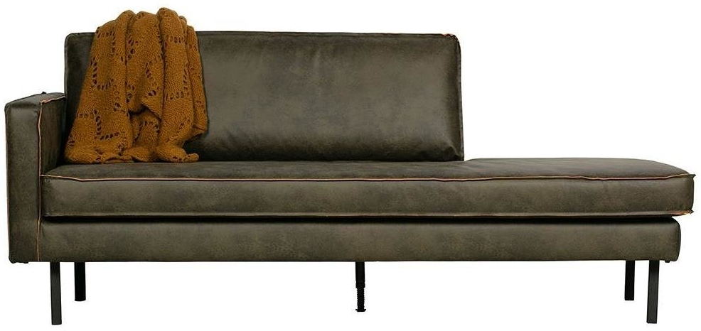 BePureHome Rodeo Daybed Links Army Bild 1