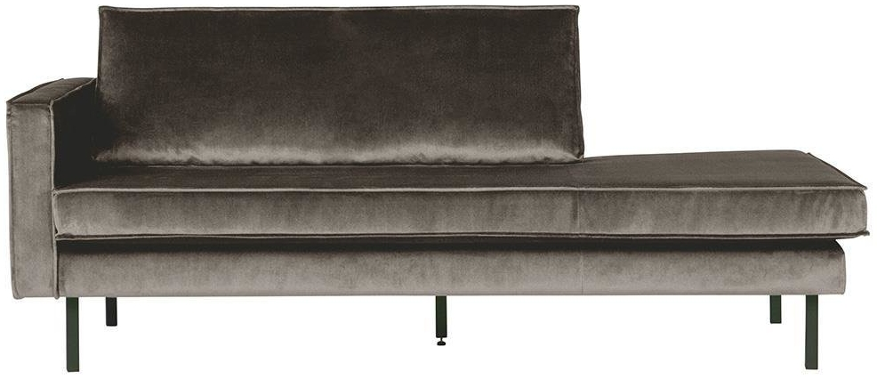BePureHome Rodeo Daybed Links Taupe Bild 1