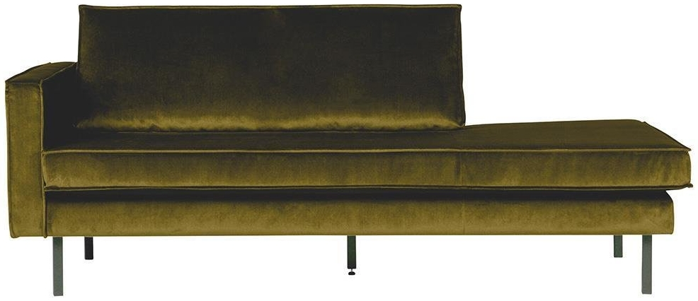 BePureHome Rodeo Daybed Links Olive Bild 1