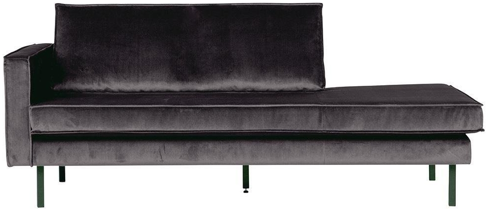 BePureHome Rodeo Daybed Links Anthrazit Bild 1