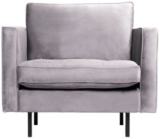 BePureHome Rodeo Classic Sessel Light Grey