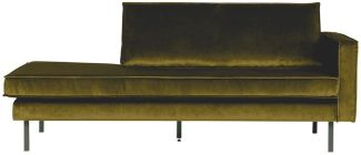 BePureHome Rodeo Daybed Rechts Olive