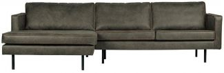 BePureHome Rodeo Eckcouch Links Army