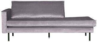 BePureHome Rodeo Daybed Links Hellgrau