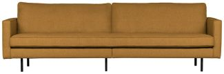 Sofa - Rodeo - Streched - 3-Sitzer - Gelb