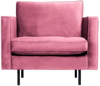 BEPUREHOME Rodeo Classic Sessel Rosa