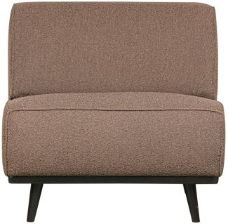 BePureHome Statement Sessel Boucle Nougat