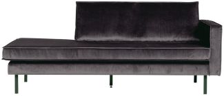 BePureHome Rodeo Daybed Rechts Anthrazit