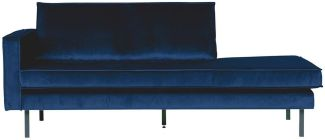 BePureHome Rodeo Daybed Links Dunkelblau