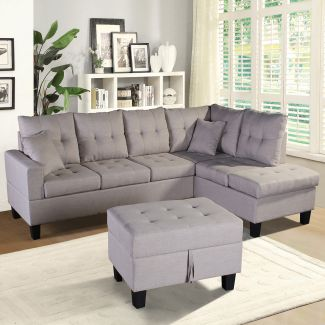 Home Deluxe Sofa MAILAND - Links