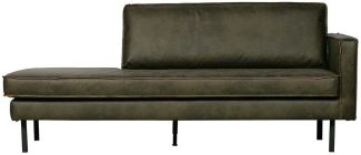 BePureHome Rodeo Daybed Rechts Army