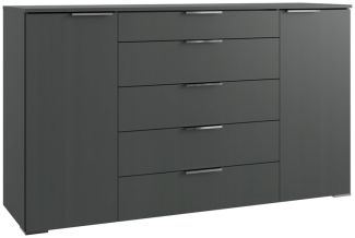 Sideboard LEVELUP Graphit