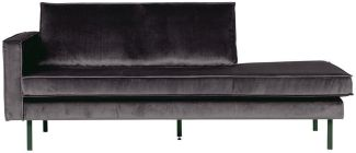BePureHome Rodeo Daybed Links Anthrazit